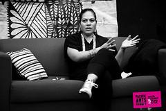 Kolokesa Mahina-Tuai (Colour Me Fiji) Tags: mit manukau southauckland pacificart freshgalleryotara humpdayarttalks 2012pacificartssummit