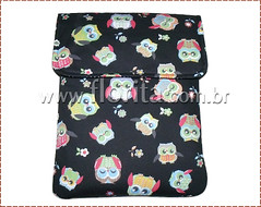 REF. 0077/2012 - Case Notebook Corujinhas (.: Florita :.) Tags: notebook coruja netbook ipad corujinha capanotebook bolsaflorita casenotebook bolsanotebook caseipad bolsacasenoteenetbook bolsanetbook casenotebookemtecido caseemtecido