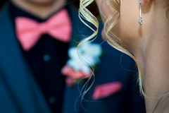 It's all about the hair (dhc_photos) Tags: love hair neck skin bokeh romance lovers prom elegant