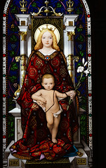 "Madonna and Child • <a style=""font-size:0.8em;"" href=""http://www.flickr.com/photos/89679026@N00/14128131058/"" target=""_blank"">View on Flickr</a>"