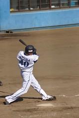 DSC05212 (shi.k) Tags: 横浜ベイスターズ 140601 イースタンリーグ 平塚球場 松井飛雄馬