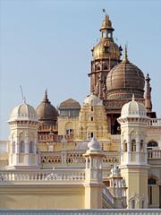 Le palais du Maharaja (Mysore, Inde) (dalbera) Tags: india mysore inde dalbera fabuleuse palaisdumaharaja
