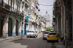 Cuba - Silver taxi (chrisbastian44) Tags: cuba cuban cubanpeople havana habana vsco replichrome people oldcars communist communism