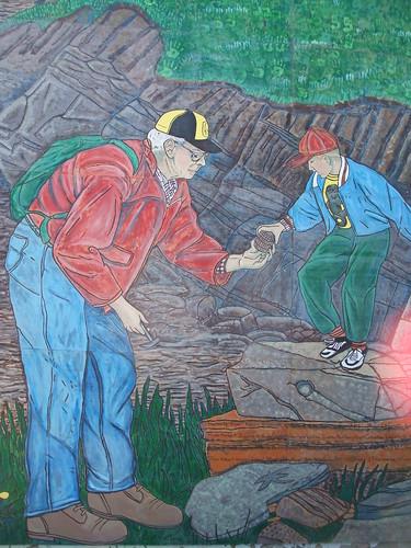 Joggins mural