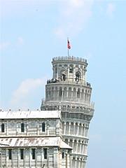 Piazza del Duomo in Pisa, Italy