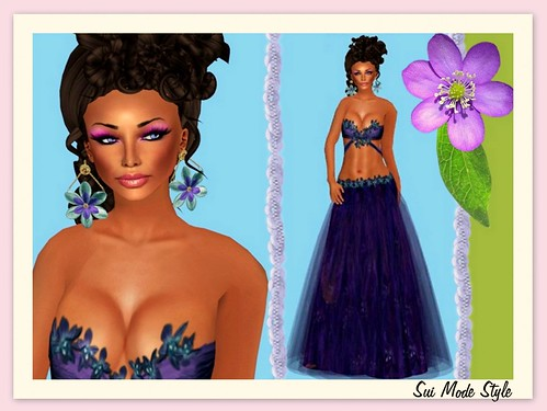 Wild Orchid June Group Gift @ Dressed by Lexi