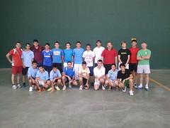 participantes cadete juvenil 2011
