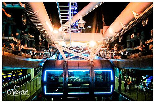 Singapore Flyer Gondola