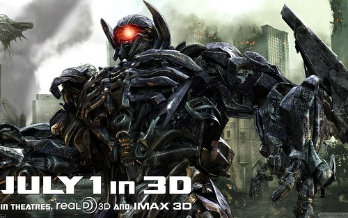 transformers 3 the movie wallpaper. Shockwave in Transformers 3