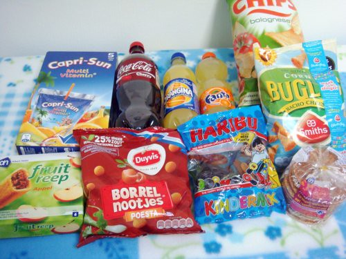 Junk Food Holland