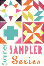 150px Summer Sampler Series Badge