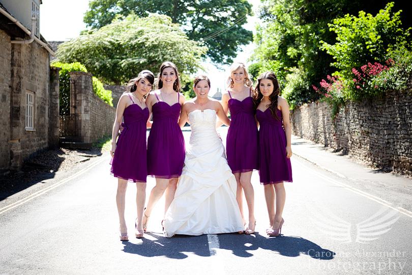 Bibury Wedding Photographer 12