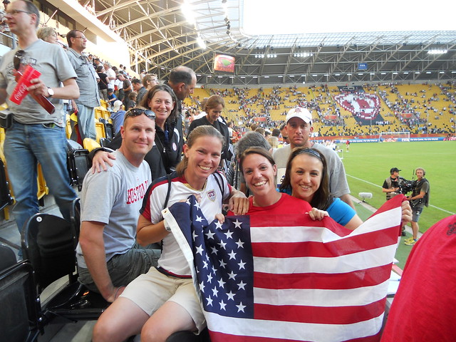 NSCAA FIFA Women's World Cup Trip