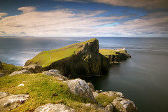 Lighthouse, Scotland (BoboftheGlen) Tags: scotland the4elements