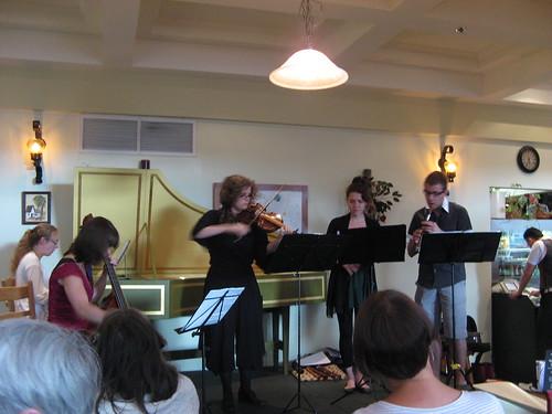 Concert in the Café