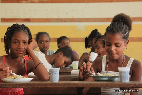 School Meals in Cape Verde - National Success Story
