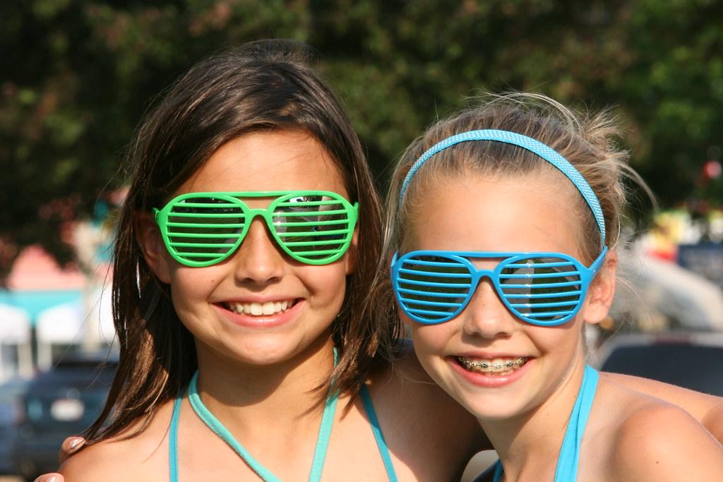 July 1, 2011 - New Sunglasses