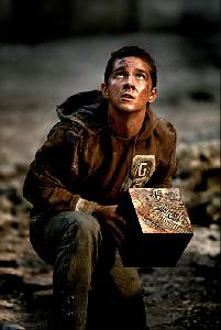 Shia LaBeouf in Transformers