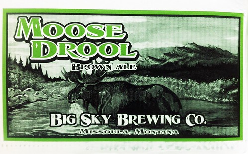 When In Montana, Drink Moose Drool