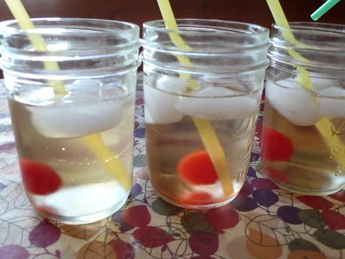 Baby Mocktails