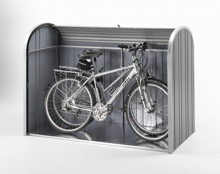 Metal Sheds-Storemore 6ft x 3ft Storemax 190