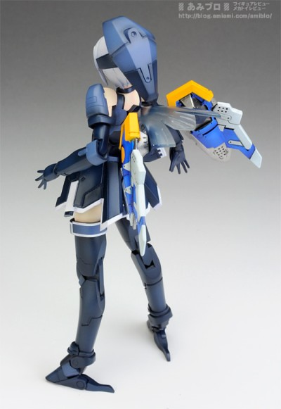 Phantasy Star Online RAcaseal Shino ver Kit