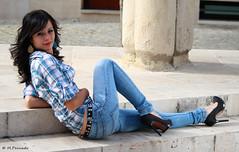 004581 - Diana (M.Peinado) Tags: copyright españa woman girl canon mujer spain model chica modelo diana kdd morena quedada comunidaddemadrid alcaládehenares 2011 tfcd canoneos1000d 03072011 quedada03072011 juliode2011
