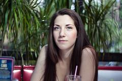 Marina (azaikina) Tags: light girl hair 50mm eyes blueeyes 18 helios starlight