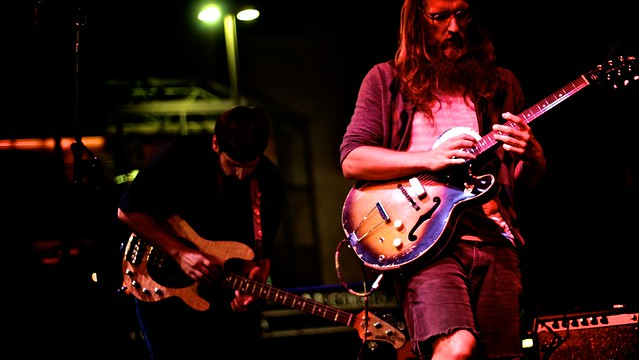Maps & Atlases perform at the MPMF Indie Summer Series