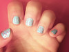Nails (Miss Sheeran) Tags: azul perfect rosa colores nails rosas uñas azules