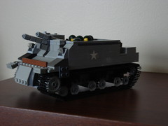 lego world war 2 (carpenter dylan) Tags: germanhalftrack legoww2 legohalftrack