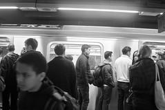 Subway 5 (matthewcohen93) Tags: lighting new york nyc newyorkcity portrait ny newyork abstract architecture night photography nikon long exposure angle manhattan landmarks transportation newyorkatnight famousplaces nyclandmarks d5000 nikond5000 may2012 todaysuploads