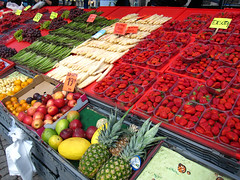 stk342hotorget (invisiblecompany) Tags: travel food fruit market stockholm vegetable 2012 hotorget