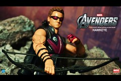 Hawkeye (AlteredByJohn) Tags: chris 6 man art robert scale america john movie toy book evans inch iron icons comic jr captain legends hawkeye marvel universe 112 articulated pinoy avengers select hasbro ptk downey acba sayson alteredbyjohn kolektors