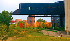 Minneapolis (Raggedkompany) Tags: urban usa minnesota architecture landscape theater downtown minneapolis twincities nouvel jeannouvel guthrietheater minneapolisminnesota milldistrict theguthrie atelierjeannouvel