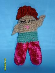 Stanley Doll (val_seng) Tags: crochetdolls amigurumidolls