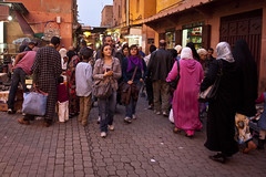 Street scene in Marrakesh (World Bank Photo Collection) Tags: history tourism commerce market crafts business countries morocco marrakesh tradition trade development privatesectordevelopment smallandmediumenterprises tourismandculturalheritage