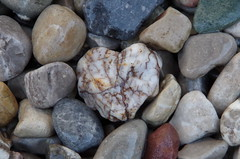 Stein Herz (Aah-Yeah) Tags: stone bayern heart stein herz achental chiemgau