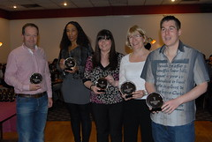 Forrest D - Bolton Badminton League 2014 Jane Fletcher Memorial Cup Runners Up