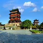 "Tengwangge, Nanchang, Jiangxi <a style=""margin-left:10px; font-size:0.8em;"" href=""http://www.flickr.com/photos/92039376@N04/14172894850/"" target=""_blank"">@flickr</a>"