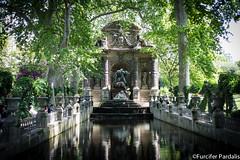 Fontaine Médicis, Jardin du Luxembourg, Paris (Furcifer pardalis) Tags: paris luxembourg fontaine parc jardinduluxembourg médicis