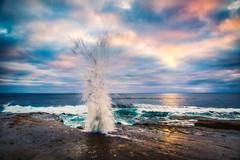 La Jolla Ocean Geyser