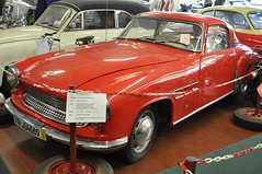 Wartburg Sport 313/1 (1958) (Transaxle (alias Toprope)) Tags: world cars beauty mobile museum germany nikon power may des east soul autos  coches toprope welt 2014 d90 calau  ostens mobileworldoftheeast mobileweltdesostens