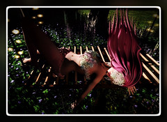 Spring Sleeps (Rosemaery Lorefield  The Royal Bohemian) Tags: mello beauty bishesinc catwa cosmeticfair events fashion lilloumerlindesign luanesworldposes retrorewindfair rockyourrack secondlife shabbytabby sl slink studioexposure