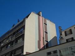 Montparnasse @ Paris (*_*) Tags: paris france europe city autumn fall montparnasse sunny