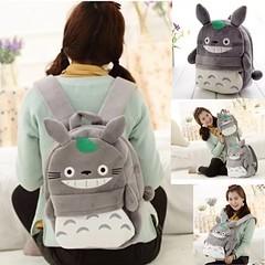 Pre-order กระเป๋าเป้ Totoro สุดน่ารัก💓 ไซส์ 35x28x10 ซม. 🍒เป็นไซส์ผู้ใหญ่สะพายค่า 🍭ราคา 850 บาทส่งฟรีลงทะเบียน 🍇สนใจแอด Line: tannie263  #กระเป๋า #totoro #ขาย #totorothailand #totorothai #totorobag #totorobagpack #totoro
