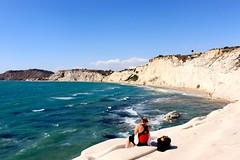 Sicilia - Scala del Turco (lucio_Kayak) Tags: sicily sicilia scaladelturco