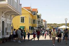 Marstrand visitors