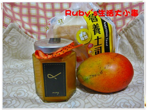 五月鮮果芒果醬