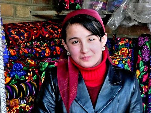 Vendor  - Urgut, <br />Uzbekistan